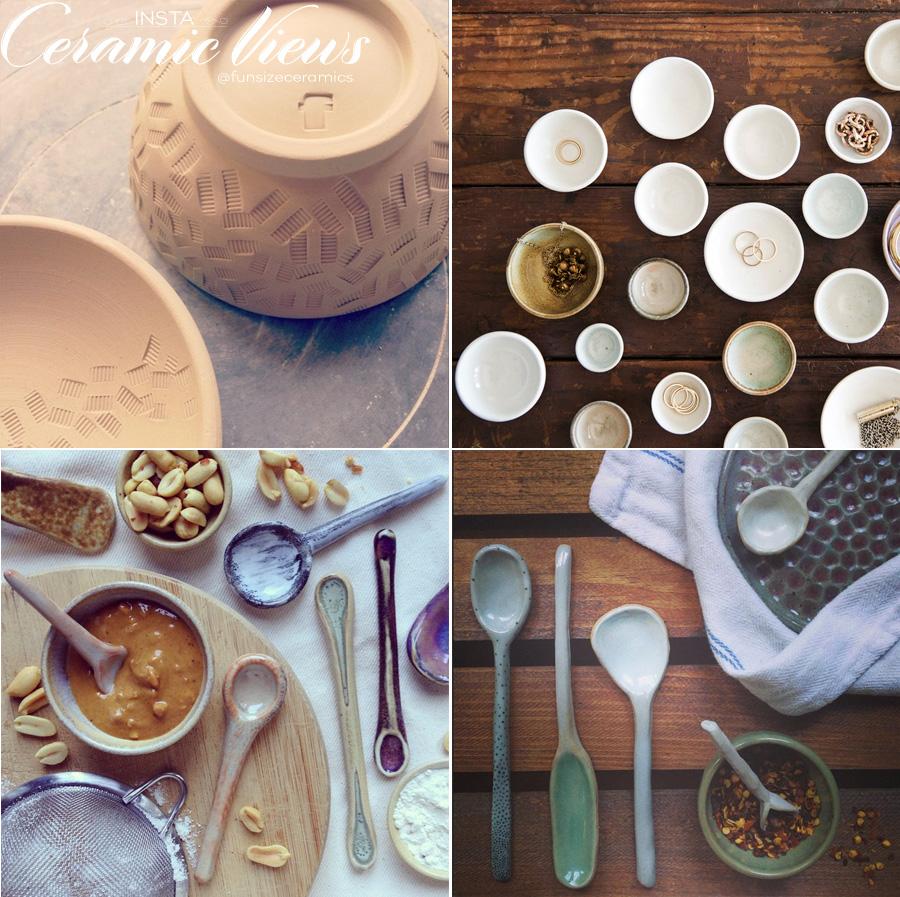 Funsize Ceramics | Instagram | Dine X Design