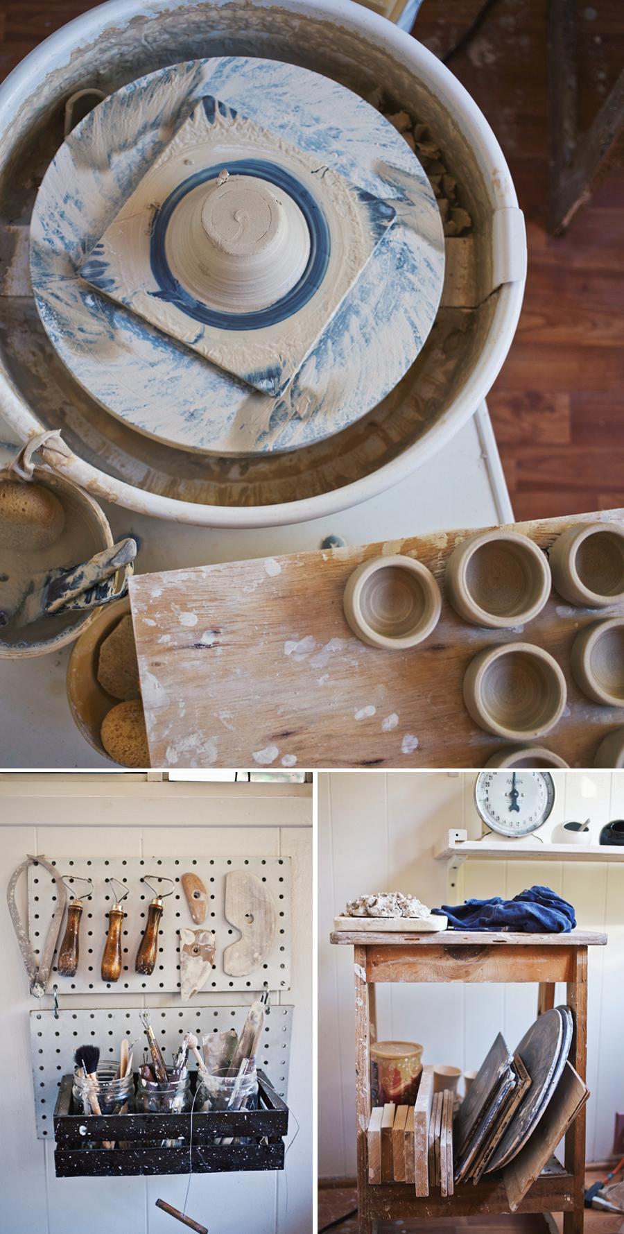 Funsize Ceramics | Studio | Dine X Design