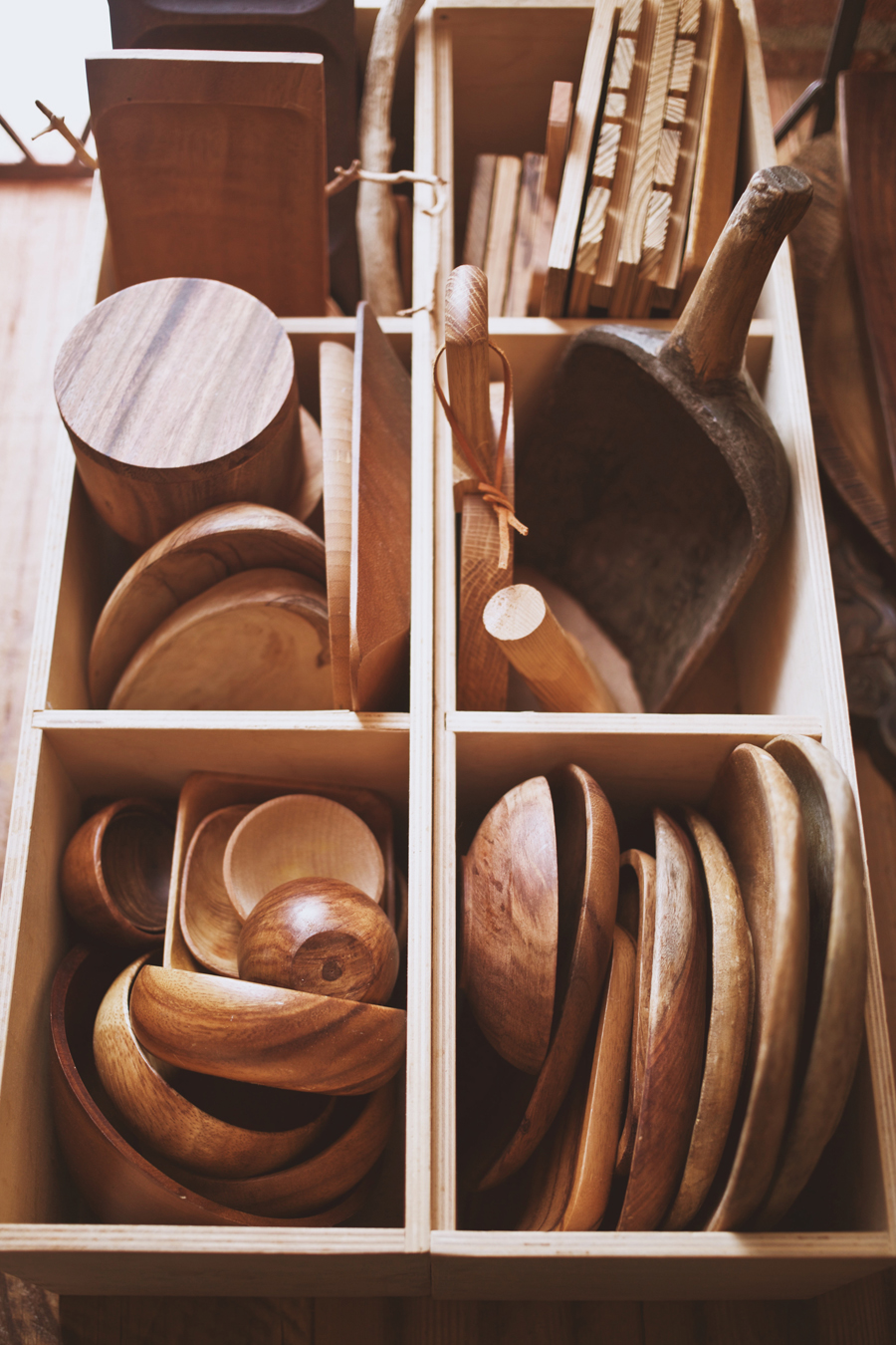 Studio Visit | The Surface Library | Woodwares | Dine X Design