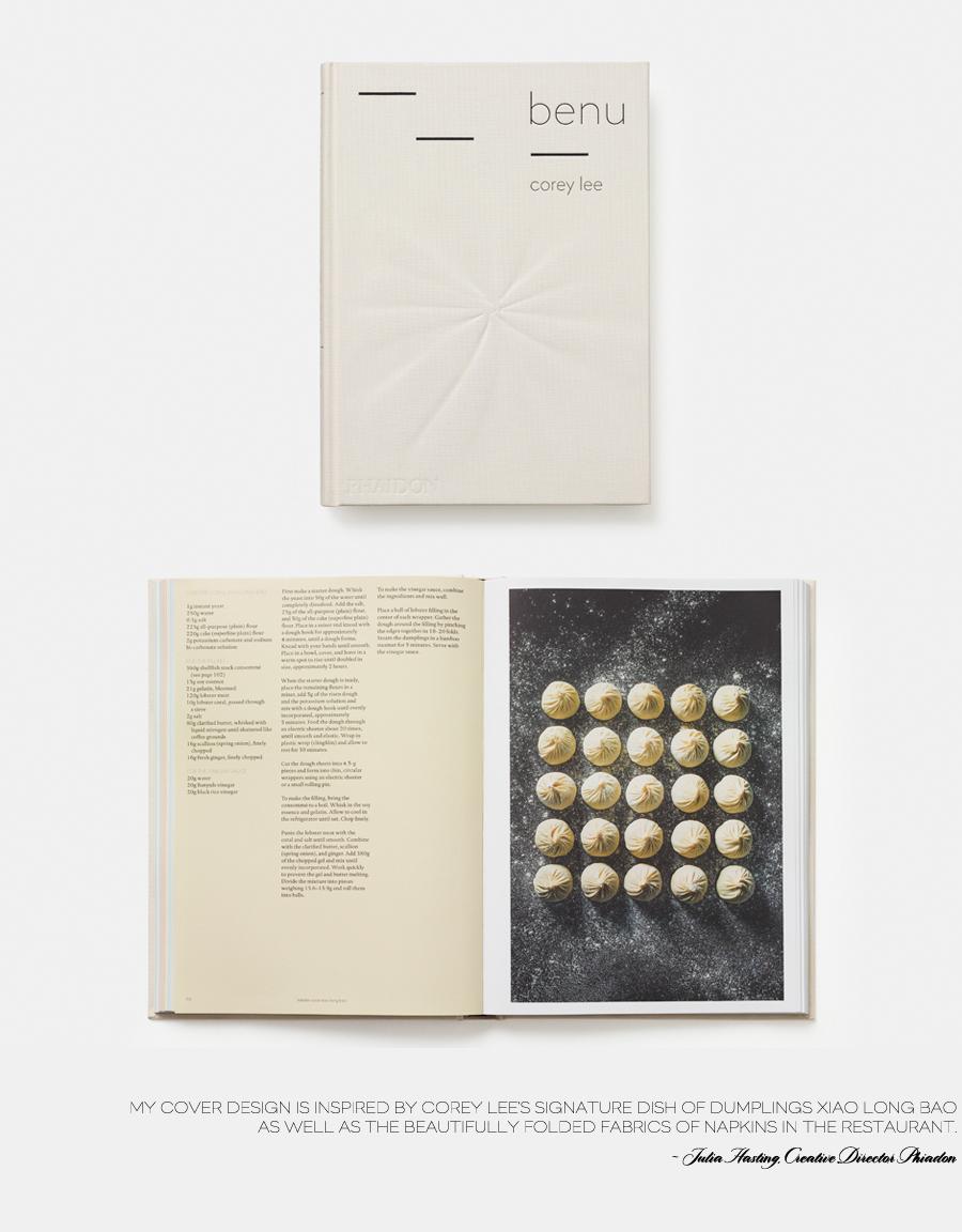 Benu Creative Director | Julia Hasting | Dine X Design
