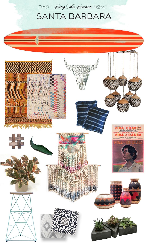 Dine X Design | Santa Barbara Style Guide
