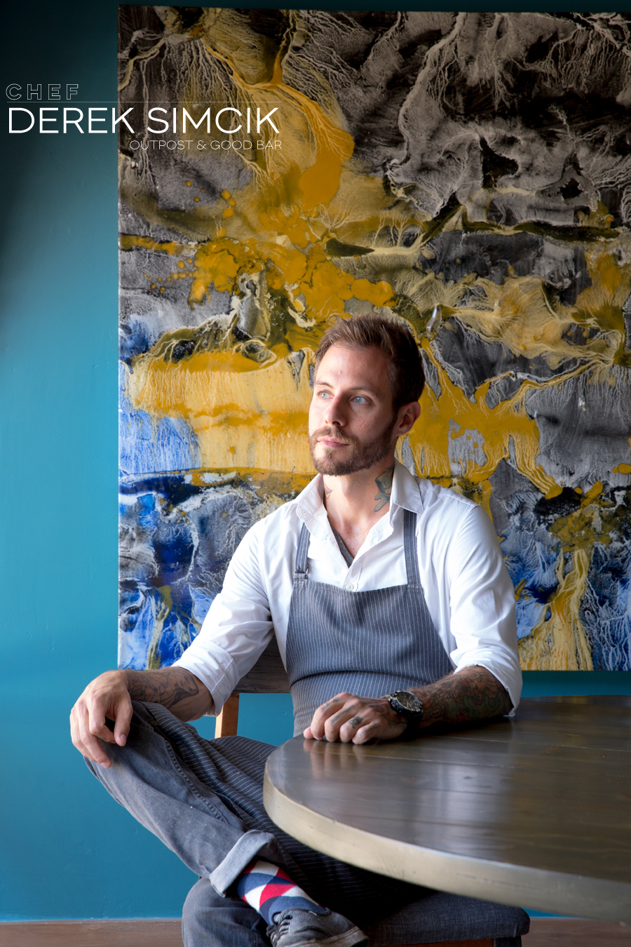 Chef Derek Simcik | The Goodland Hotel | Dine X Design