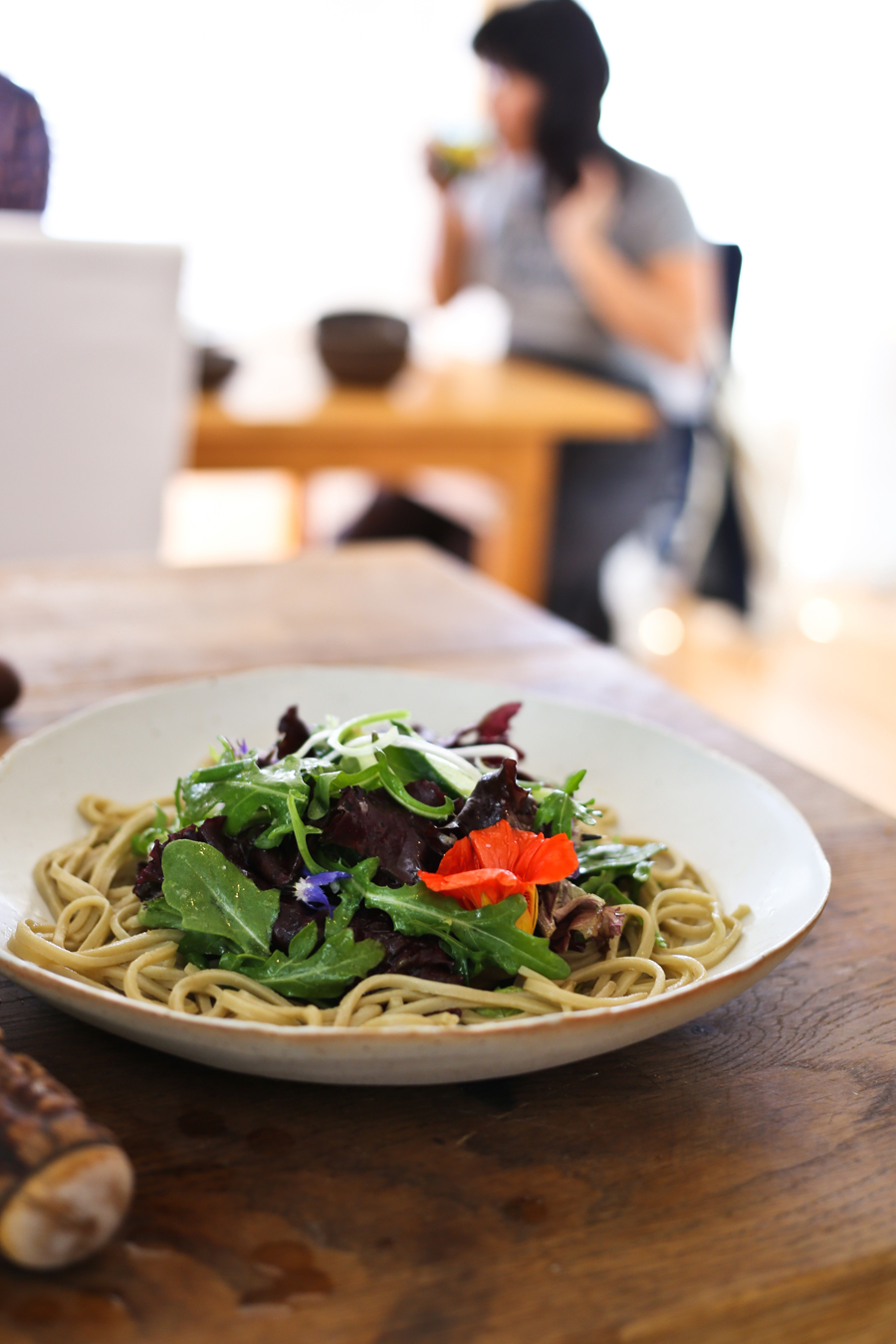 Soba Lunch With Sonoko Sakai | Dine X Design