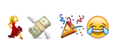 Alison Show Emoji Style