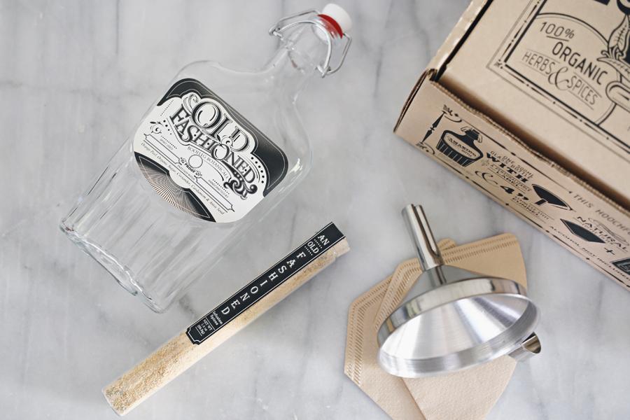 Old Fashioned Cocktail Kit | Dine X Design
