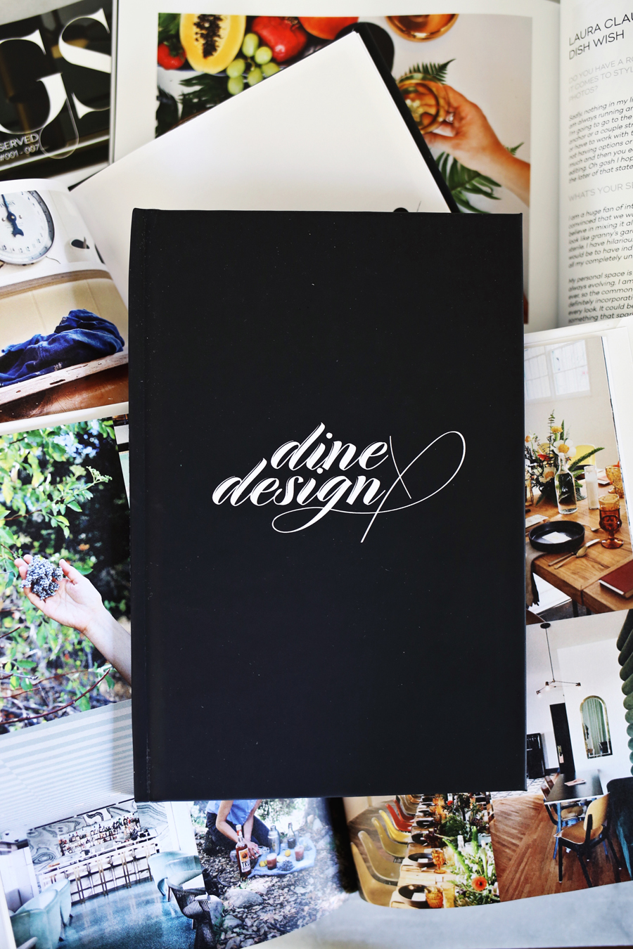 Dine X Design Turns Two | Blurb Books