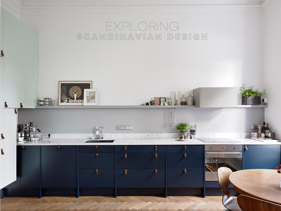 Exploring Scandenavian Kitchen Design | Dine X Design