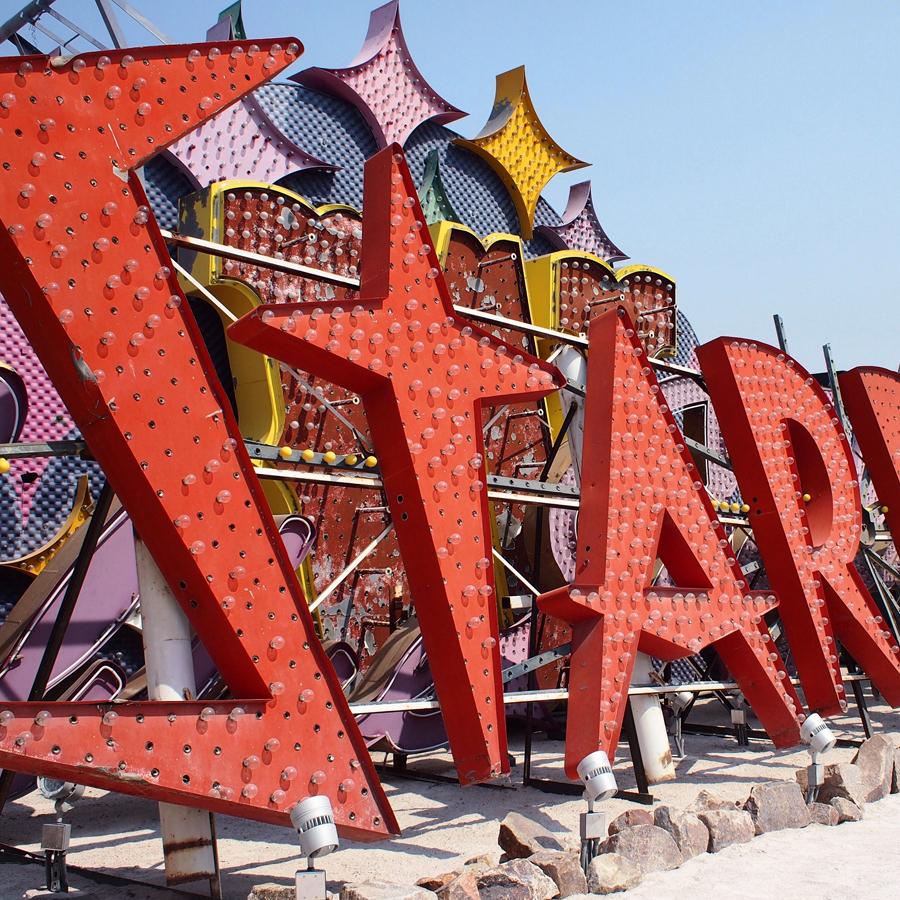 Neon Museum Las Vegas | Dine X Design