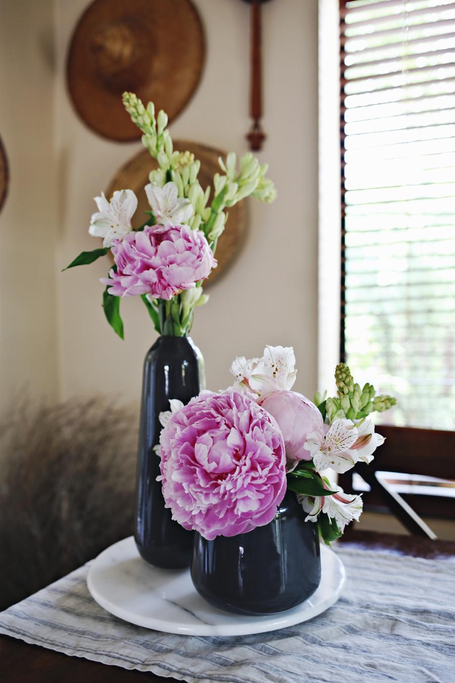 Canvas Home | Minimalist Blooms | Dine X Design