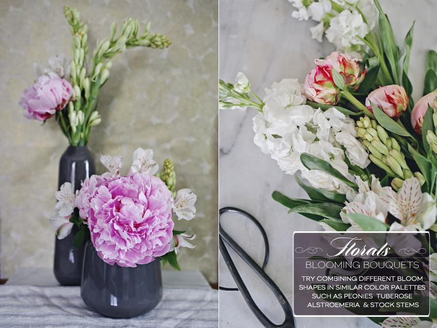 Minimalist Spring Floral Inspiration | Dine X Design