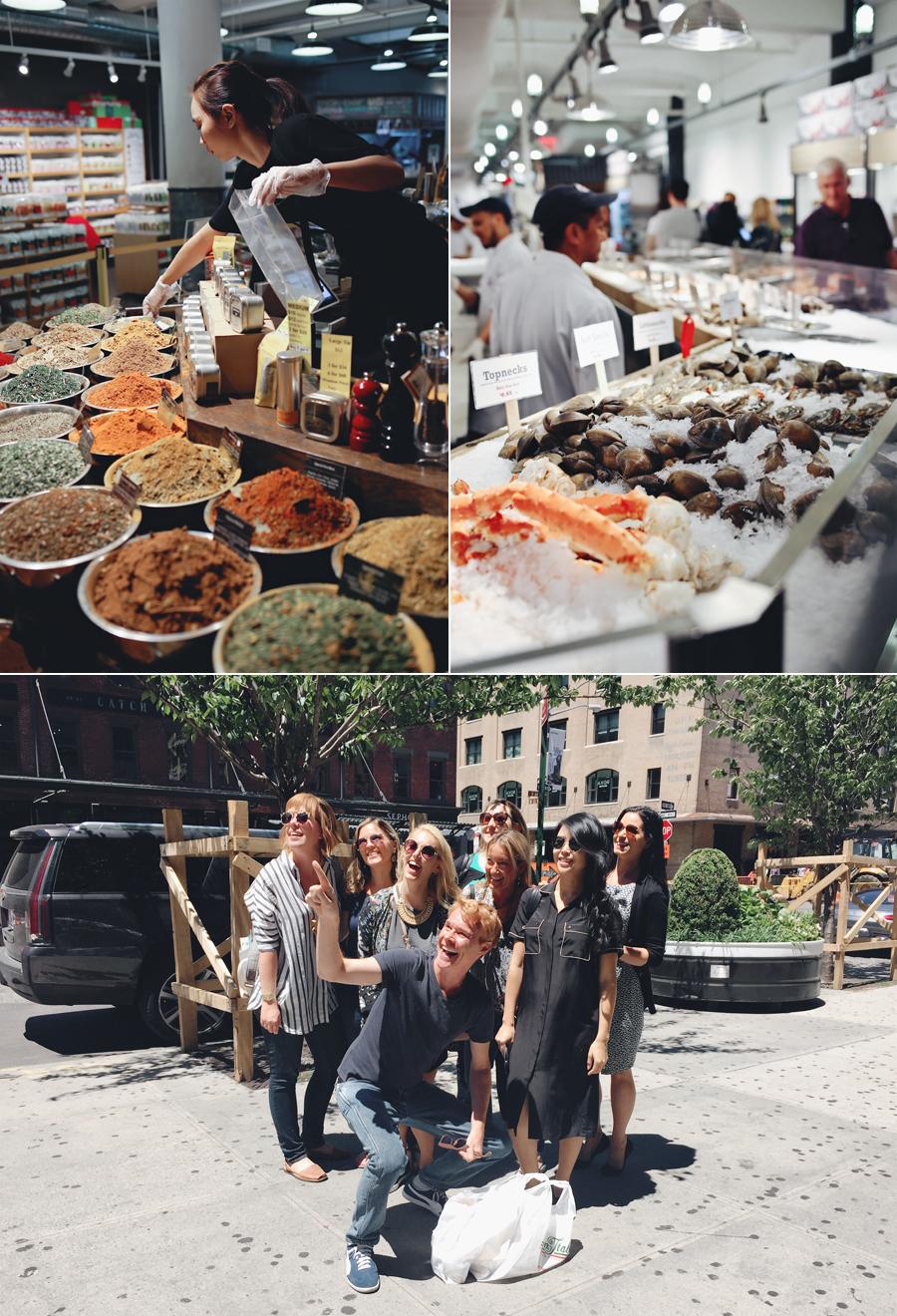 Chelsea Market Tour | Dine X Design
