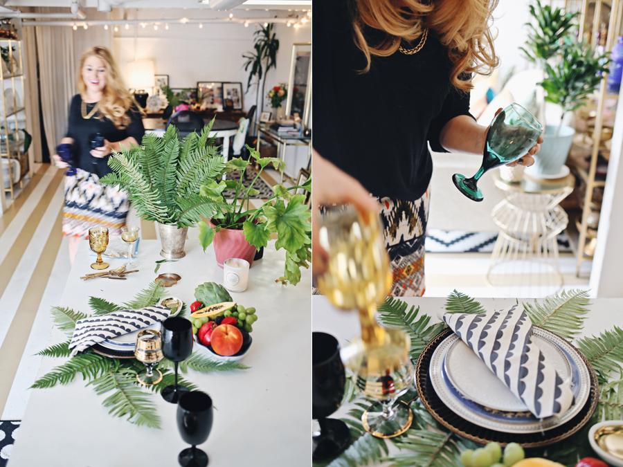 Laura Clausen | Dish Wish | Dine X Design
