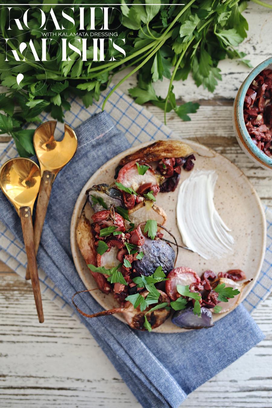 roasted-radishes-with-kalamata-olive-dressing-dine-x-design