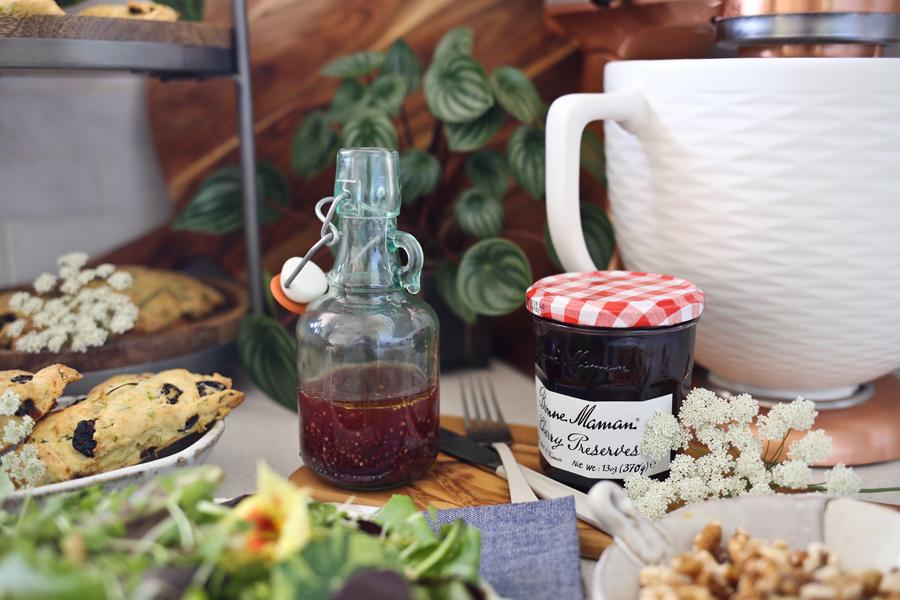 03_Bonne Maman Cherry Preserve Recipe | Dine X Design