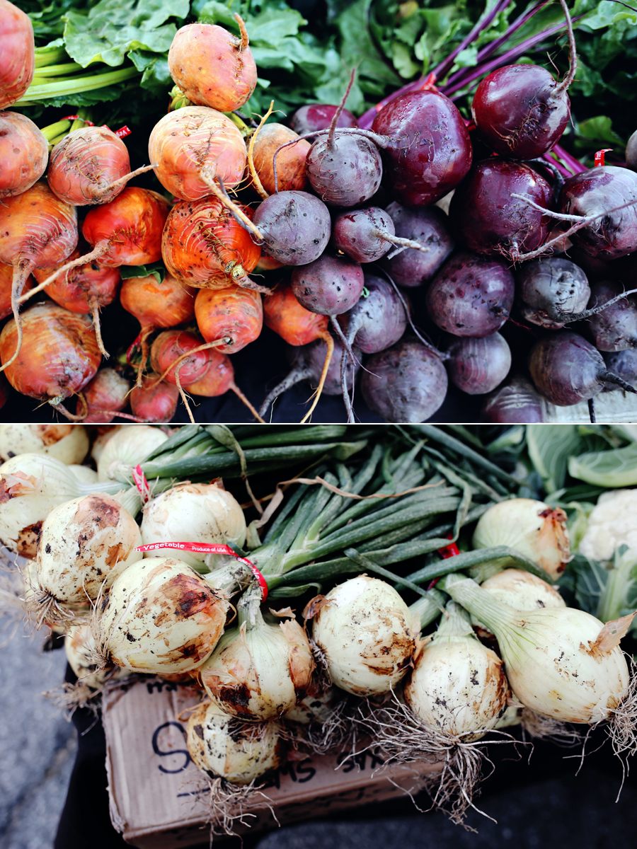 South Pass Farmers Market Produce | Dine X Desgin