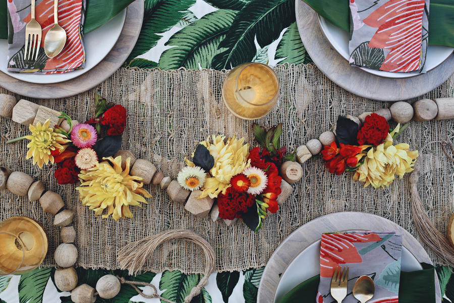 03_Palm Springs Inspired Table | Dine X Design