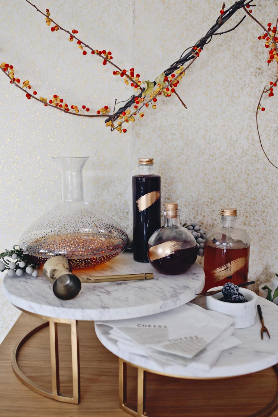Dine X Design | Holiday Happy Hour