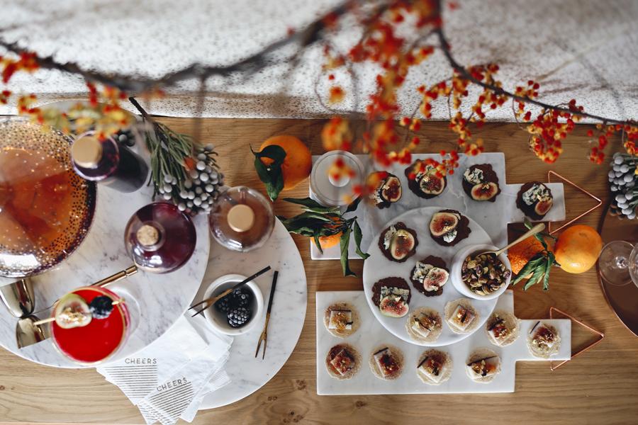 Holiday Happy Hour | Dine X Design