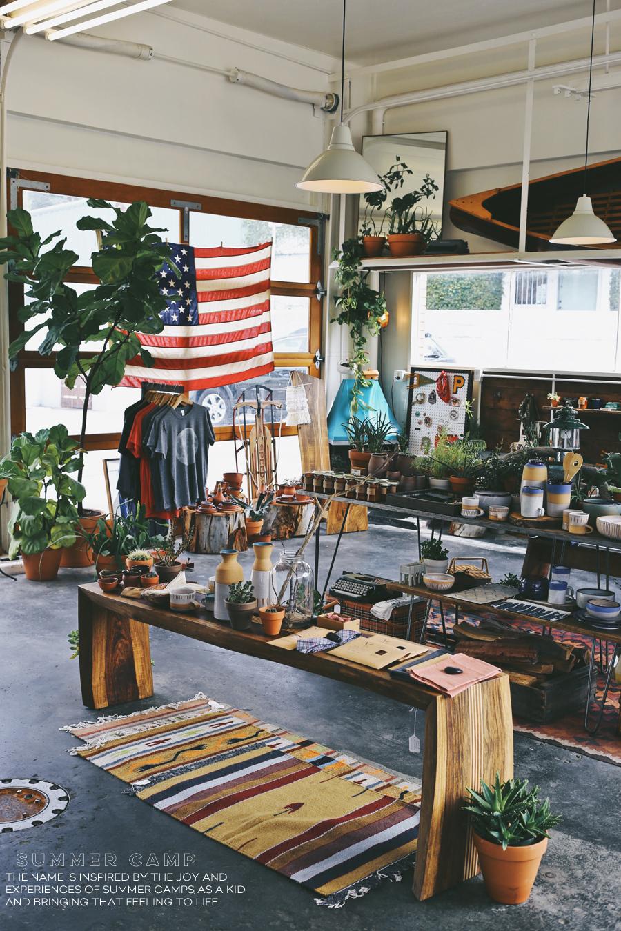 Shop Talk: Summer Camp, Ojai — DINE X DESIGN