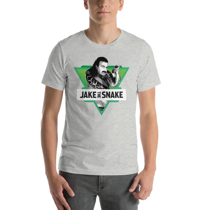 Triangular Logo Unisex T-Shirt   $27.99