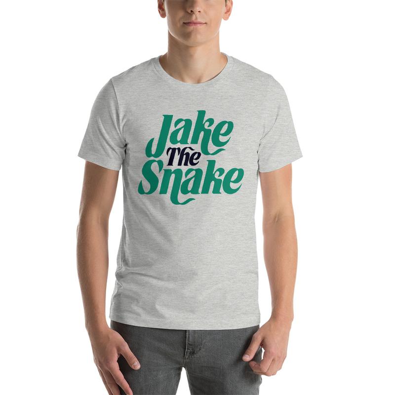 The Snake Unisex T-Shirt   $27.99