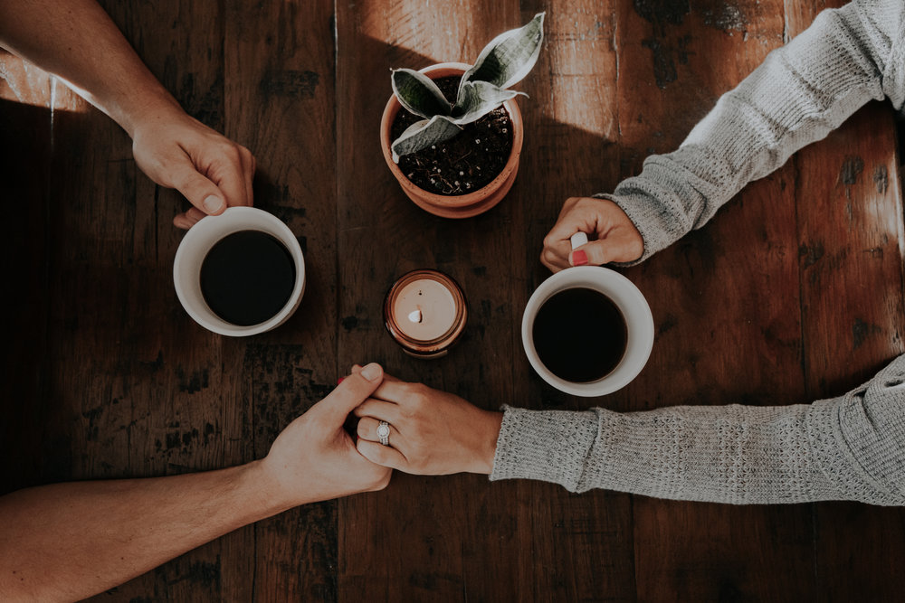 Marrieds - We endeavor to provide a space where the marriage relationship can be deepened, strengthened, and mended. We know from experience that marriage can be hard, but that it is designed to be positive, healthy, deep, and fun. We believe that God created marriage as a