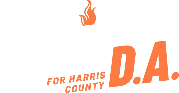 Audia Jones for Harris County District Attorney