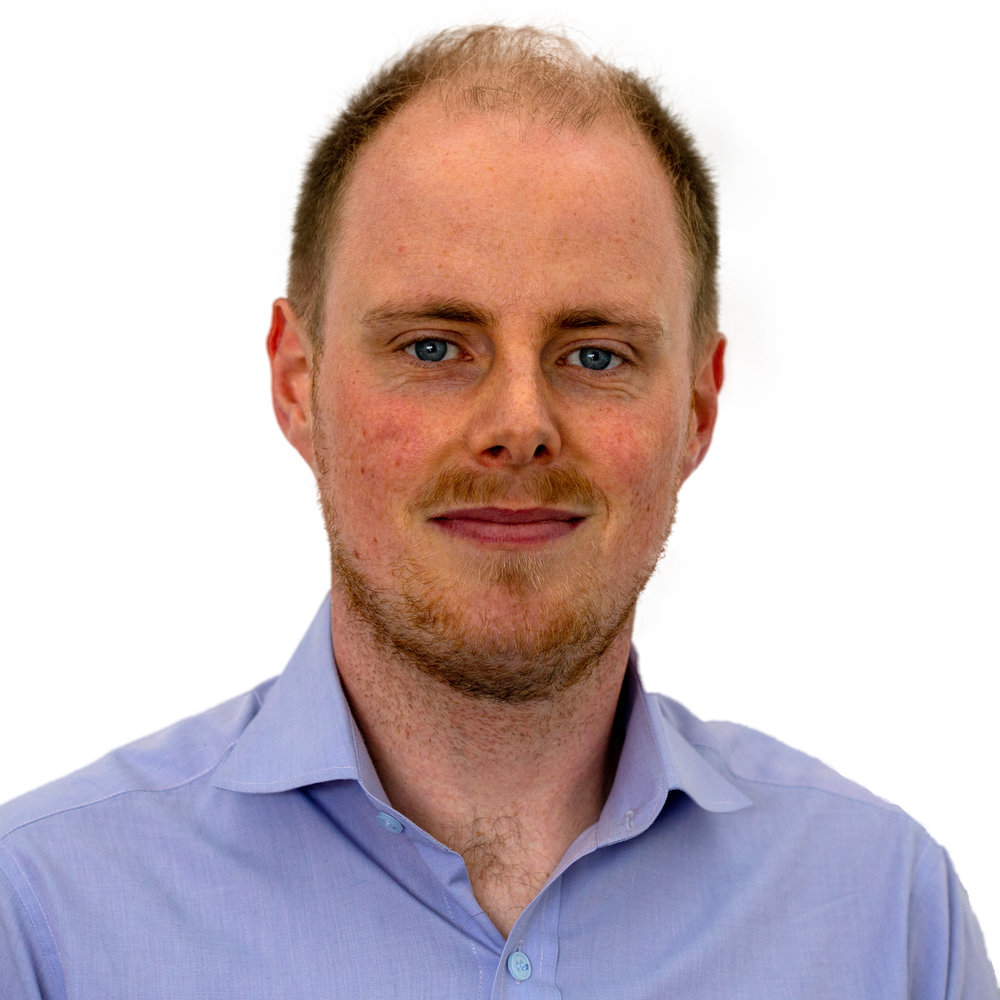 Aidan Healy - Project Manager