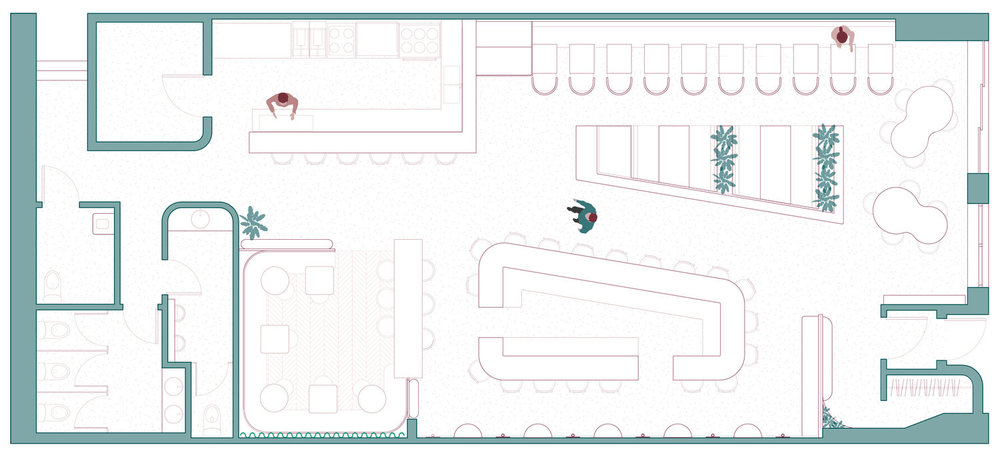 Plan de salle - Image Fournie
