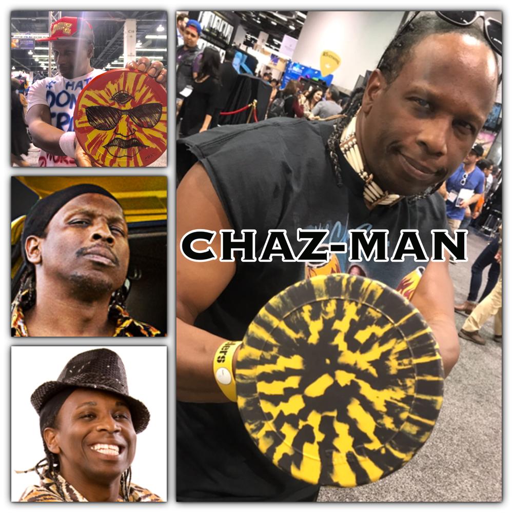 CHAZ-MAN