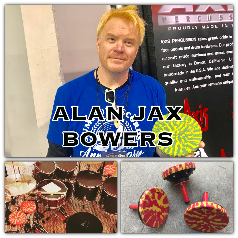 ALAN JAX BOWERS