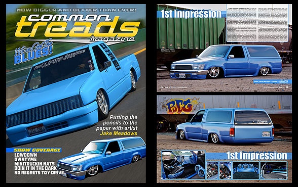 Check out the full feature in Common Treads Magazines Issue 21. Click the photo to grab a copy!