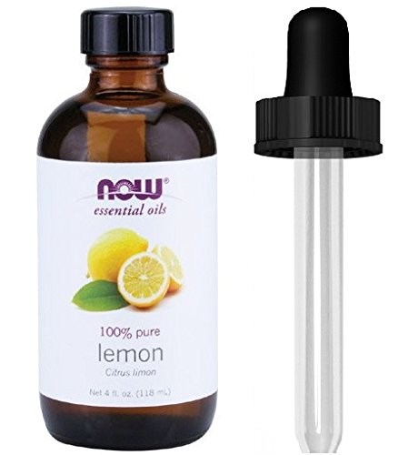 Lemon Pure Essential Oil - I diffuse the now lemon essential oil in my kitchen daily