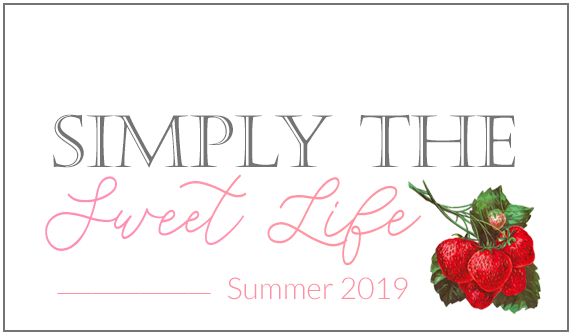 Simply the Sweet Life - blog