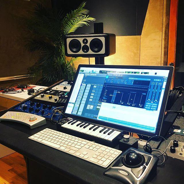 Mon mixing.