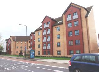Aragon Housing Development in Kingsway