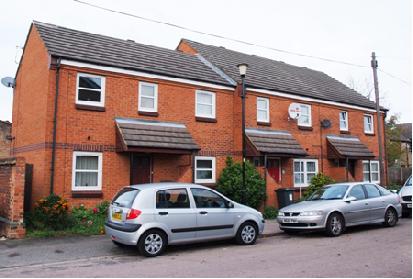 Pilgrim Housing Development in St Leonards Street