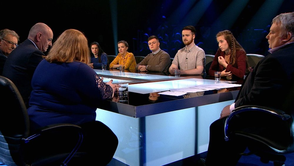 The Top Table - BBC One NI