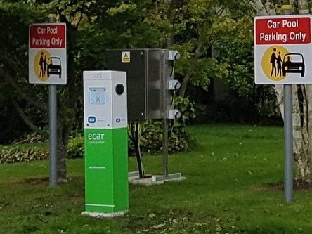 Workplace - Ireland's leading supplier of workplace electric vehicle charging solutions