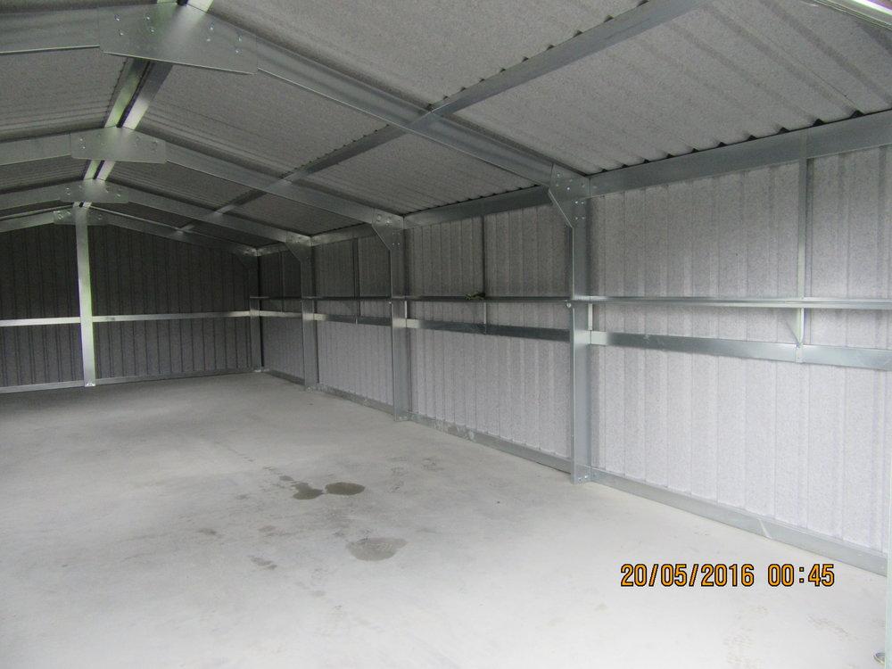 A1-Sheds-Cork-Steel-Shed-Garages-Interior-Quality-Local.JPG