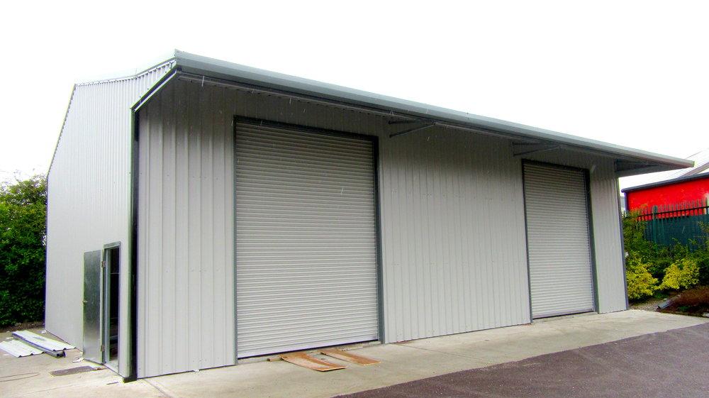 speak to us about our - Roller Door Range