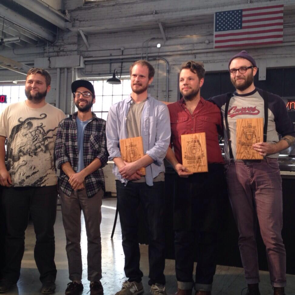North Central Brewers Cup finals