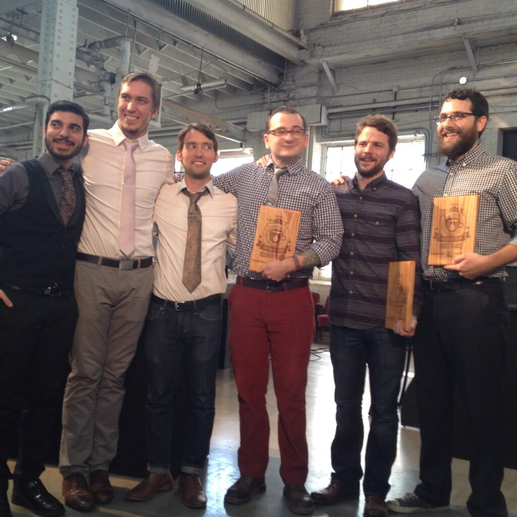 South Central Brewers Cup winners