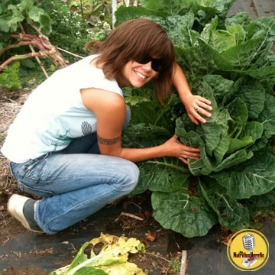 Down with Low Fat Crap!; Guest Alethea Lai: How Does Your Community Garden Grow?