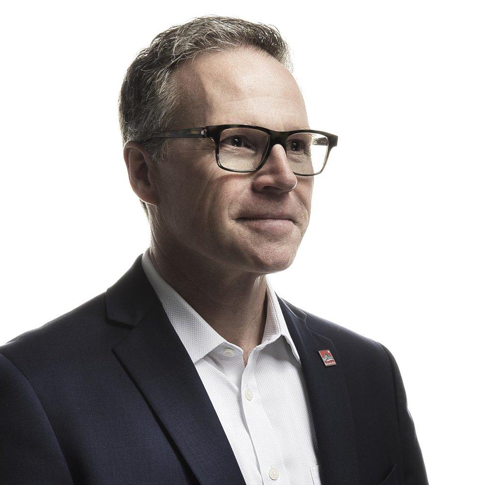 CEO der SBB: Andreas Meyer.