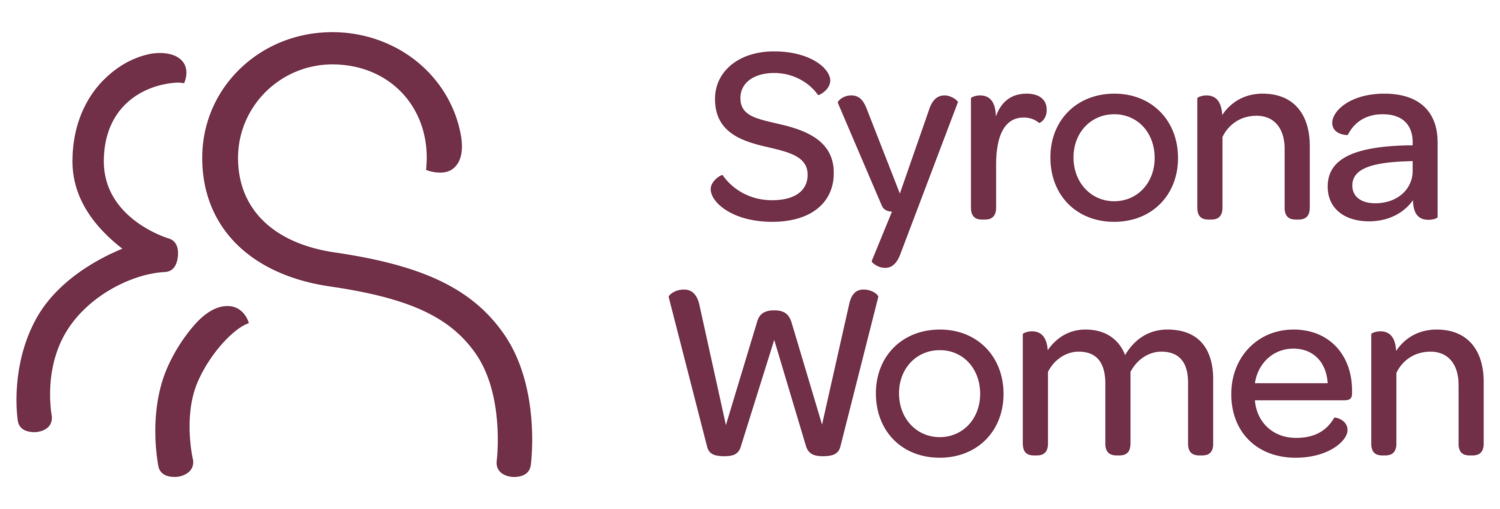 Syrona Women | Your female health expert in the comfort of your home