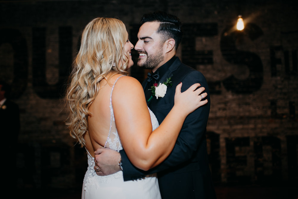 """Melanie & Brandon - Month-Of Coordination // Wedding, October 2018""""Our wedding day would not have been the same, had we not had Khrystyna's help. She came onboard to help us, just as the month countdown for the big day started. I had left a number of big tasks still pending (floor plan, rentals, day of timeline), as they seemed to be the most intimidating parts of planning to accomplish. Although it was likely beyond the tasks of a 'month of coordination' package, Khrystyna eagerly took them off my plate. She helped me prioritize my running to do list and tie up all the loose ends…"""""""