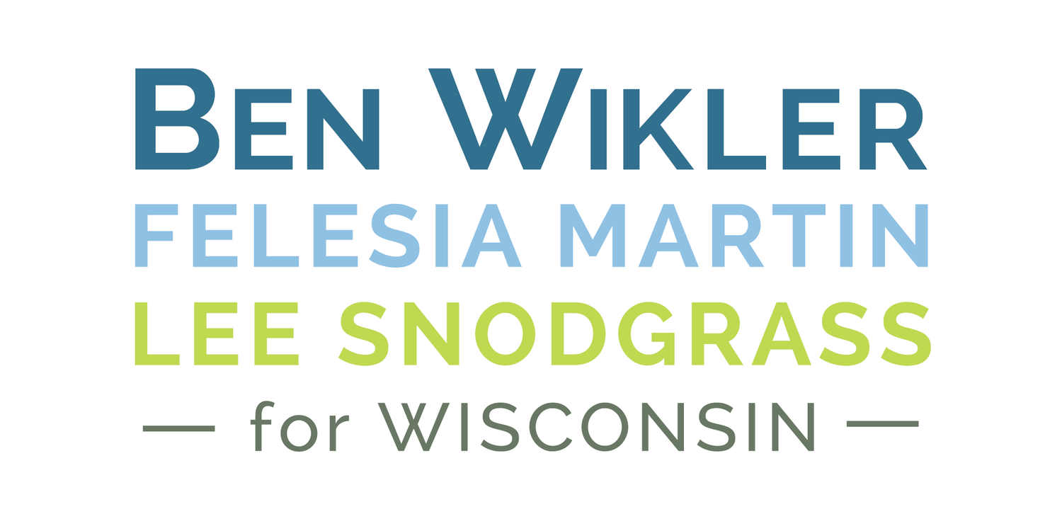 Ben Wikler for Wisconsin
