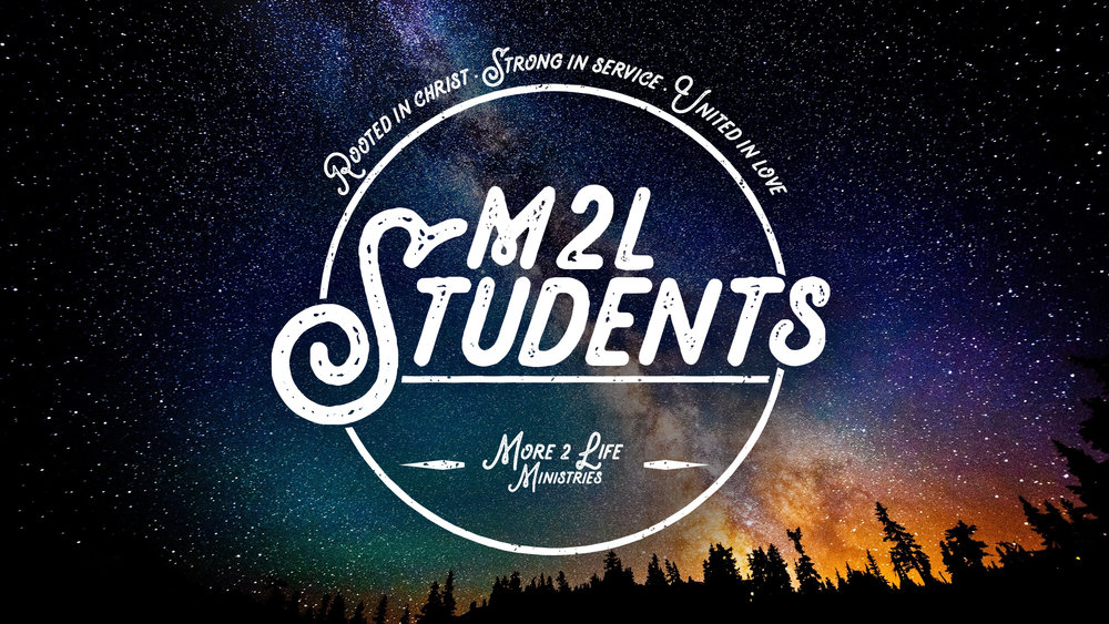Mission: To see students realize who they are in Christ!