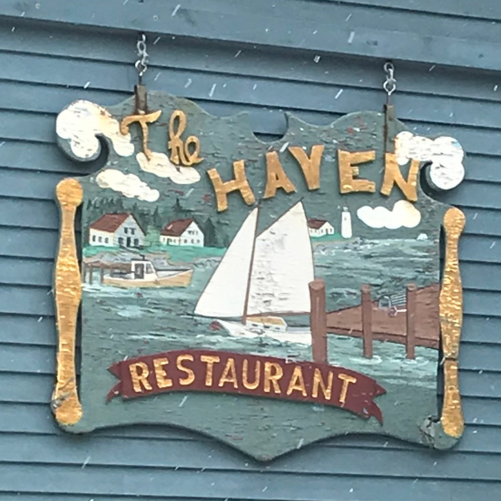 The Haven Restaurant, Vinalhaven